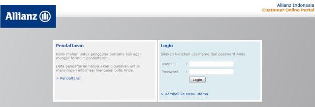 Pendaftaran Polis Online