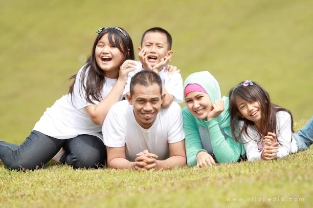 keluarga muslim